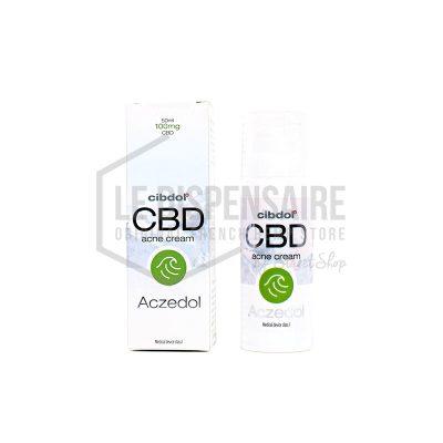 Crème CBD Acné, Aczedol - 39€